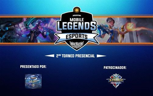 2 Torneo Presencial Mobile Legends Argentina