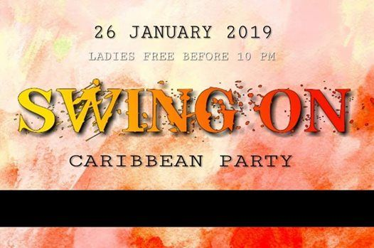 SWING on  Caribbean Party