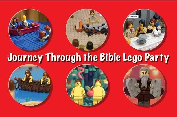Journey Through the Bible Lego Party