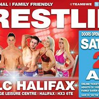 BWE Wrestling comes to Halifax