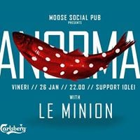 Anormal  with LeMinion