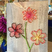 String Art Workshop - All ages