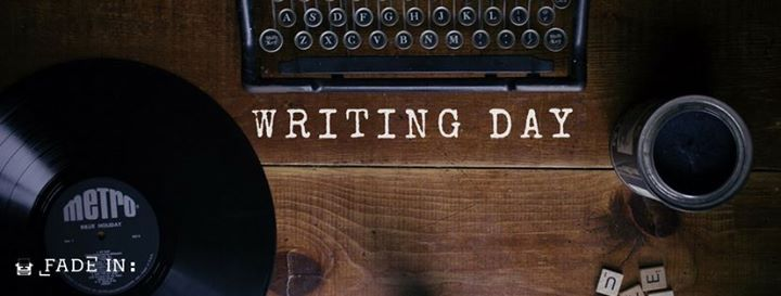 Free Event Writing Day
