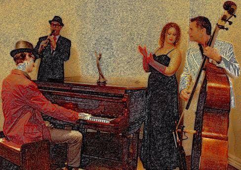SABOR Latin Jazz Quartet