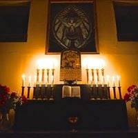 Gnostic Mass with Baptisms and Confirmations