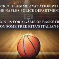 Naples Police Department Scoops and Hoops