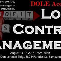 Loss Control Management