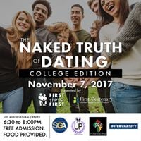 The Naked Truth of Dating College Edition