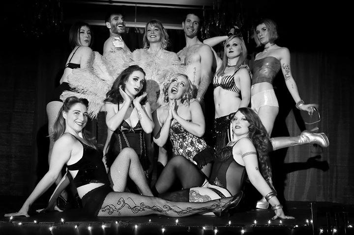 Berkshire Burlesque Show