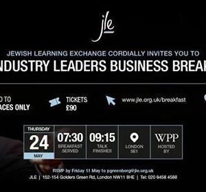 The industry Leaders Business Breakfast