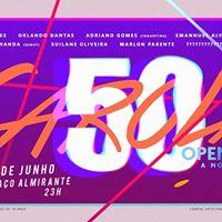 Carola 50 l OPEN BAR