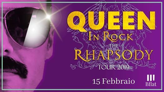 Queen in Rock Rhapsody Tour 2019