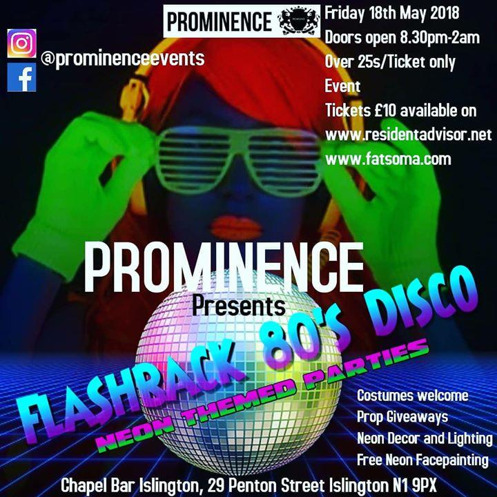 Flashback 80s Disco