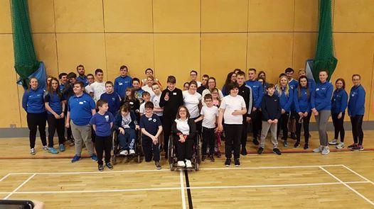 Regional Disability Sportshall Athletics 2019