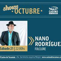 Nano Rodriguez Folclore