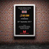 DOT2 Road Show - Hyderabad