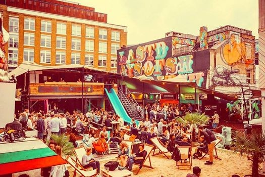 Shoreditch Summer Terrace Party