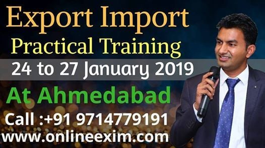 Export Import Practical Training