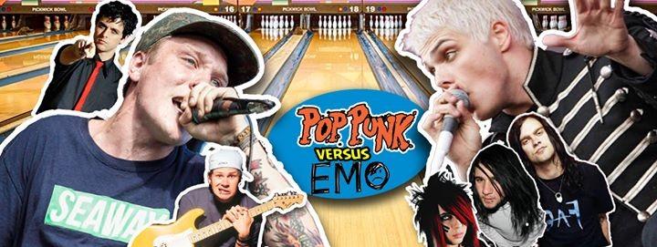 Shove It PopPunk Vs Emo Bowl - Leave name 4 cheaplist