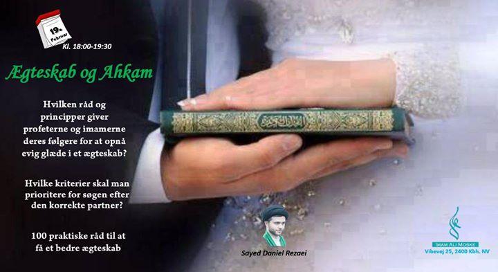islamisk ægteskab