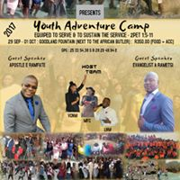 Collaboration Youth Adventure Camp