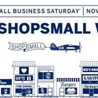 Berwicks Small Business Saturday