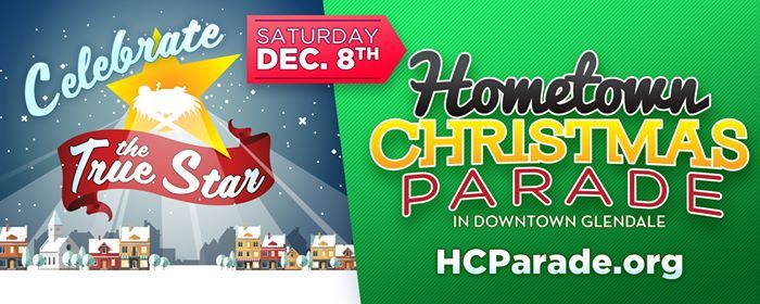 Hometown Christmas Parade 2018
