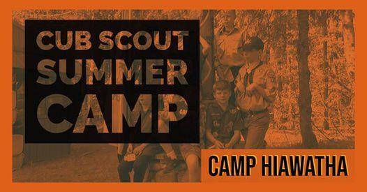 Cub Scout Summer Camp - Camp Hiawatha | Michigan
