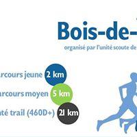 Jogging de Bois-de-Breux (5e dition)