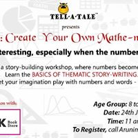 Story Camp Write Your Own Mathe-magical Tales