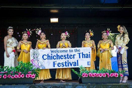 Chichester Thai Festival 2018