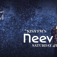 KISS FMs Neev at PRYZM Bristol