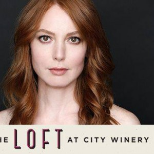 Alicia Witt at The Loft