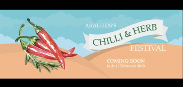 Araluens Chilli and Herb Festival