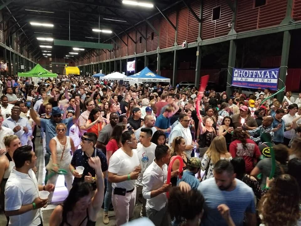 The 14th Annual Charleston Cinco de Mayo Festival