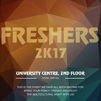 Freshers 2K17