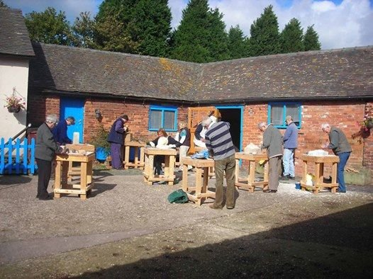 Stone carving short course