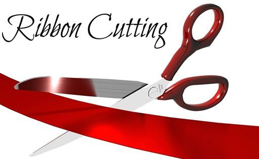 15th anniversary ribbon cutting ceremony at church of the holy cross