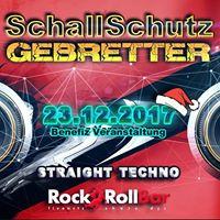 Schallschutz Gebretter (X-Mas Special)
