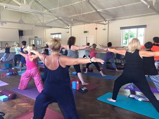 UN International Day of Yoga