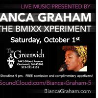 Bianca Graham &amp the B-Mixx Xperiment