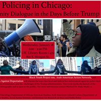 Policing in Chicago A Community Dialogue