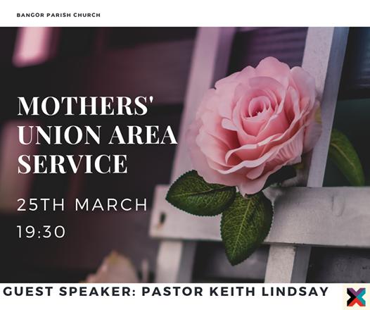 Mothers Union Area Service