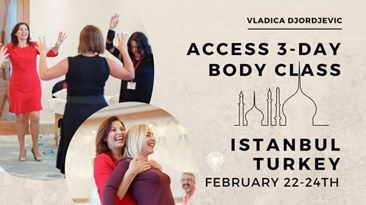Access 3-day Body Class with Vladica in Istanbul