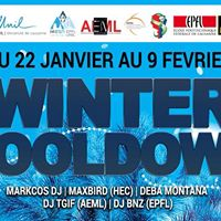 Winter Cooldown Students Party