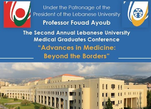 Second Annual Lebanese University Medical Graduates Conference