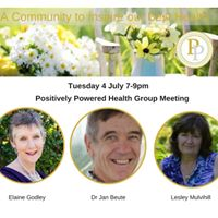 Positively Powered Health Group