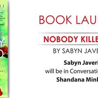 Book Launch - Nobody Killed Her.