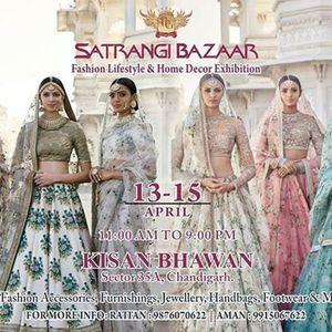 "&quotSatrangi Bazaar"" Fashion Lifestyle & Home Decor Exhibition"