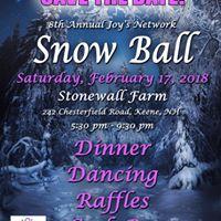 Eighth Annual Snow Ball